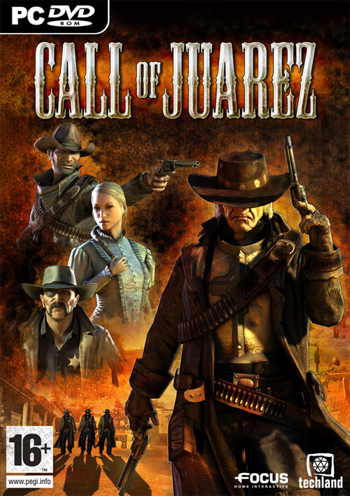 Call of Juarez for PC Games