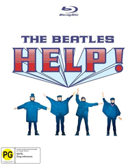 The Beatles Help! on Blu-ray