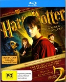 Harry Potter and the Chamber of Secrets - Collector's Edition on Blu-ray