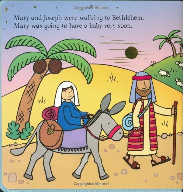 The Nativity (Usborne Touchy-Feely) by Fiona Watt image