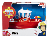 Fireman Sam - Vehicle & Accessory Set - Titan