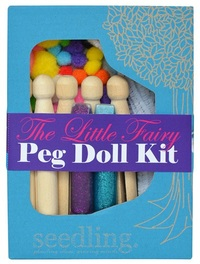 Seedling: The Little Fairy Peg Doll Kit