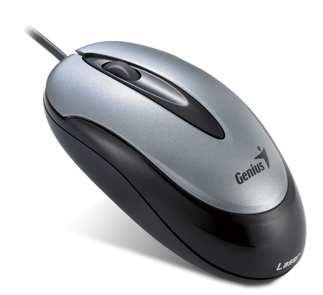 Genius Traveler 100V Stylish Optical Mouse U+P LASER image