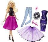 Barbie: Fashion Mix 'N Match Doll - Blonde