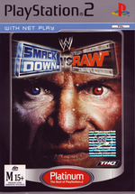 WWE SmackDown! vs RAW for PlayStation 2