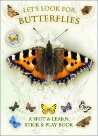 Let's Look for Butterflies by Caz Buckingham