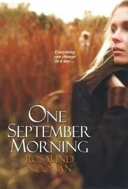 One September Morning by Rosalind Noonan image