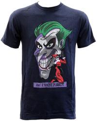 DC Comics Joker Puddin T-Shirt (Large)