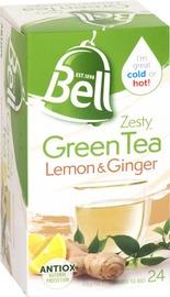Bell Tea - Zesty Green Tea - Lemon & Ginger (24 Bags)
