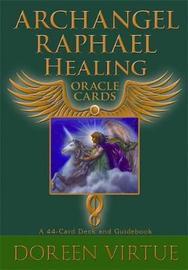 Archangel Raphael's Healing Oracle Cards (Deck & Guidebook) by Doreen Virtue