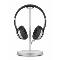 Twelve South Fermata Intl Headphone Charging Stand (Silver) image