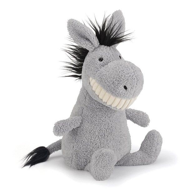 Jellycat: Toothy Donkey