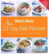 21 Day Diet Planner by The Australian Women's Weekly
