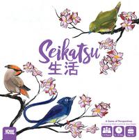Seikatsu - Board Game