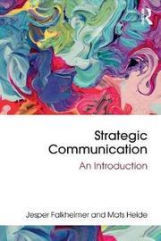 Strategic Communication by Jesper Falkheimer