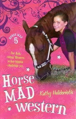 Horse Mad Western by Kathy Helidoniotis image