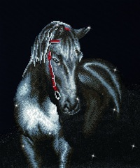 Diamond Dotz: Facet Art Kit - Midnight Stallion