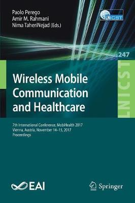 Wireless Mobile Communication and Healthcare image