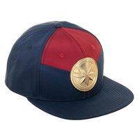 new concept e9a9b 8a594 Captain Marvel Suit-Up Snapback Cap