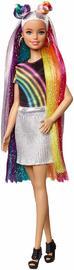 Barbie: Rainbow Sparkle - Hair Doll (Caucasian)