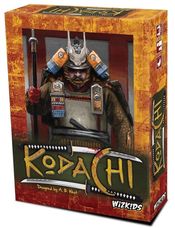 Kodachi - Card Game