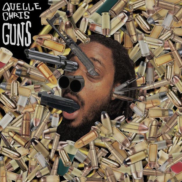 Guns by Quelle Chris