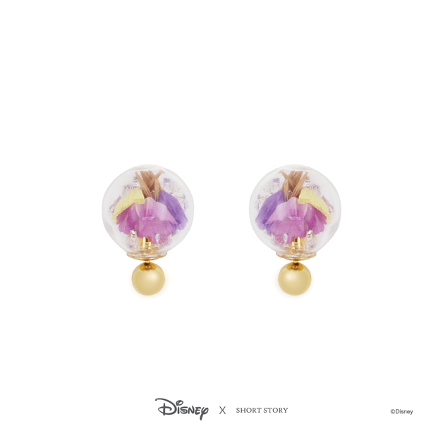 Short Story: Disney Bubble Earring - Aurora