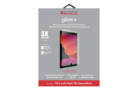 "Zagg: InvisibleShield Glass+ Apple iPad 10.2"" Glass Screen Protector image"