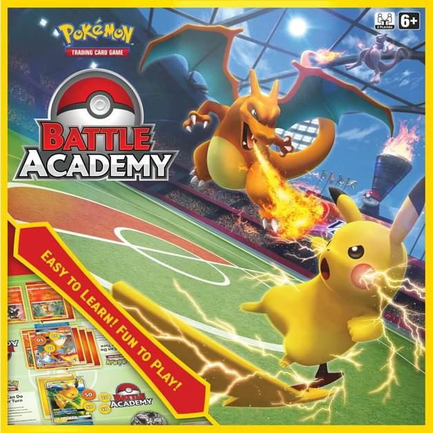 Pokemon TCG: Battle Academy Board Game
