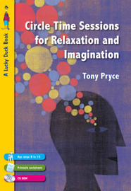 Circle Time Sessions for Relaxation and Imagination by Tony Pryce image