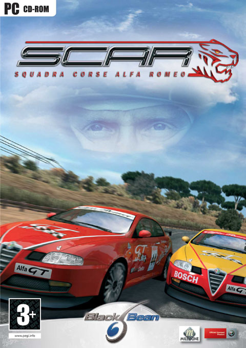 SCAR: Squadra Corse Alfa Romeo for PC Games image