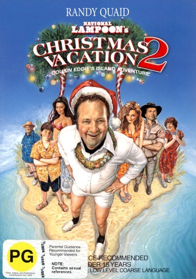 National Lampoon's Christmas Vacation 2 on DVD