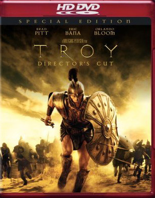 Troy - Director's Cut on HD DVD