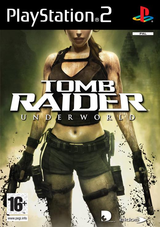 Tomb Raider: Underworld for PlayStation 2