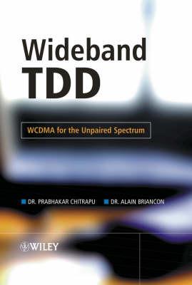 Wideband TDD by Prabhakar Chitrapu
