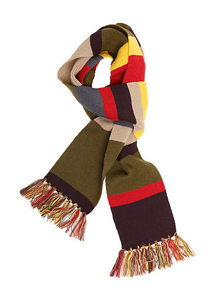 Doctor Who 4th Doctor Deluxe 12ft Scarf