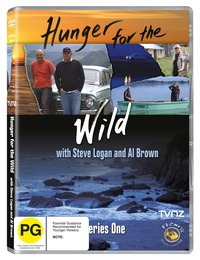 Hunger For The Wild - Series 1 on DVD image