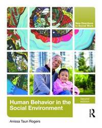 Human Behavior in the Social Environment by Anissa Rogers image