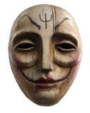 Krampus Movie - Dark Elf Gluggagaegir Mask