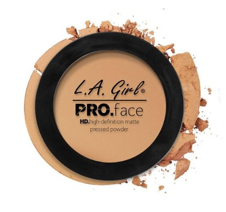 LA Girl HD Pro Face Powder - Medium Beige