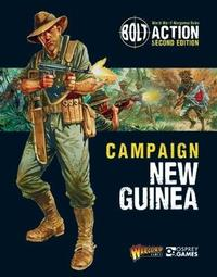 Bolt Action: Campaign: New Guinea by Warlord Games