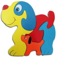 Fun Factory: Dog Jigsaw Puzzle