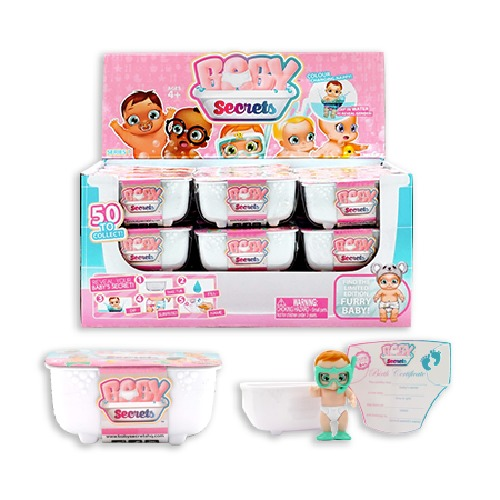 Baby Secrets: Single Pack - Series #1 (Blind Box) image