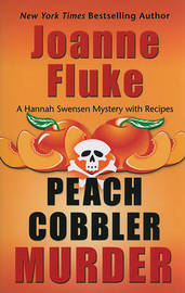 Peach Cobbler Murder by Joanne Fluke image