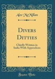 Divers Ditties by Alec McMillan image