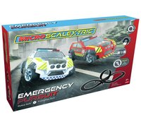 Scalextric: Micro Emergency Pursuit Set