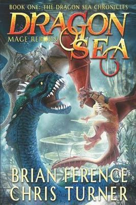Dragon Sea by Chris Turner image