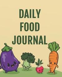 Daily Food Journal by Charlie W Fuentes