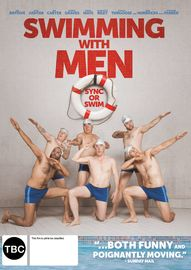 Swimming With Men on DVD