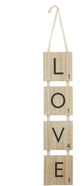 Emporium: Bess Wall Décor 2 (Love)